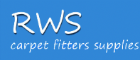 RWS Carpet Fitters Supplies Logo